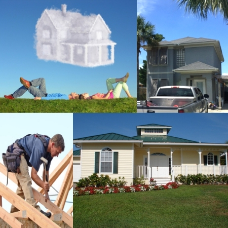 Building your dream home for Building our dream home blog